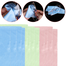 BGBJ1 5/10Pcs New TV Màn Hình Hộ Gia Đình Cho iPhone iPad Mắt Kính Wipes Làm Sạch Vải Ống Kính Cleaner Microfibre Sợi