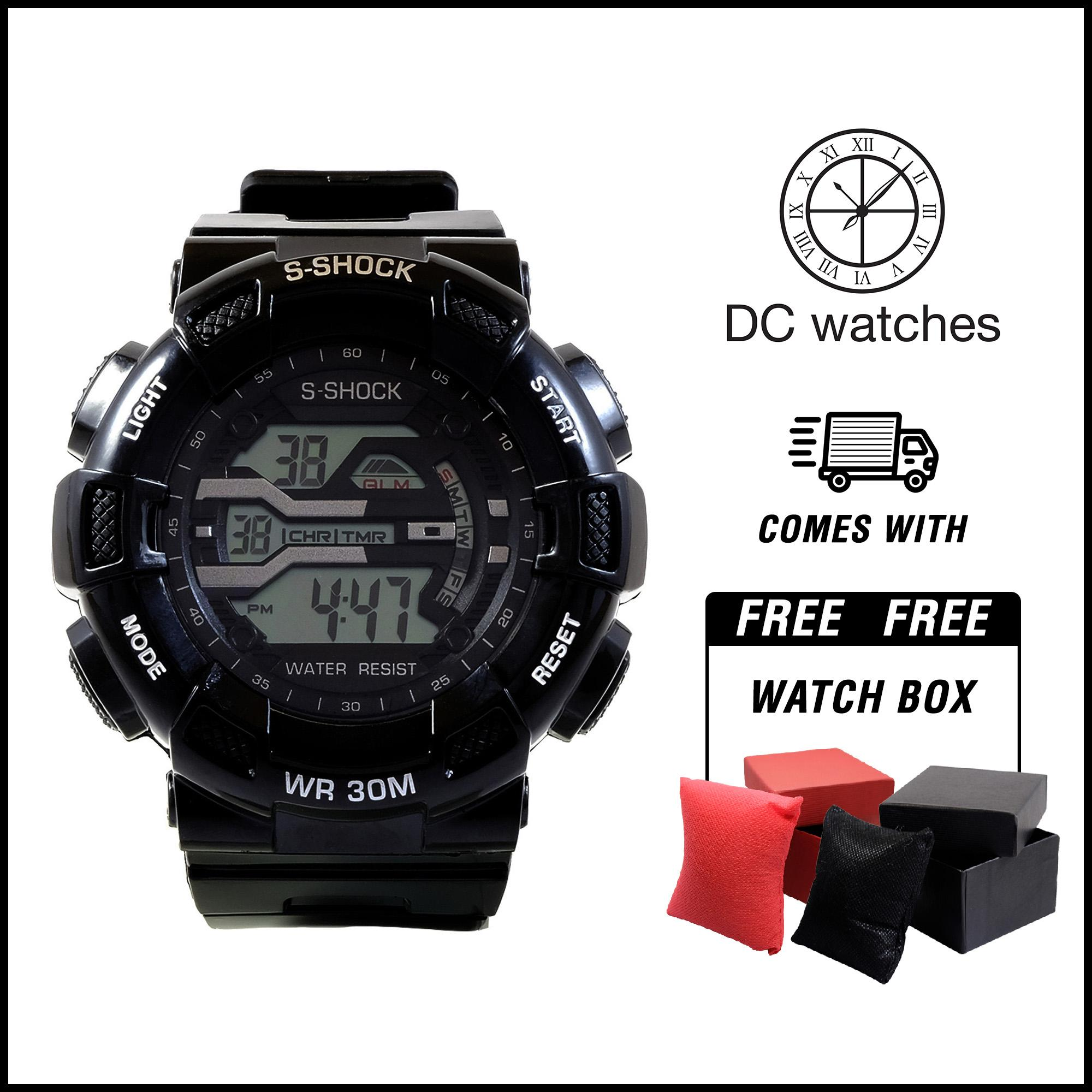 DC Watches S-shock 9976 3bar watch for men watch for women watches sale korean