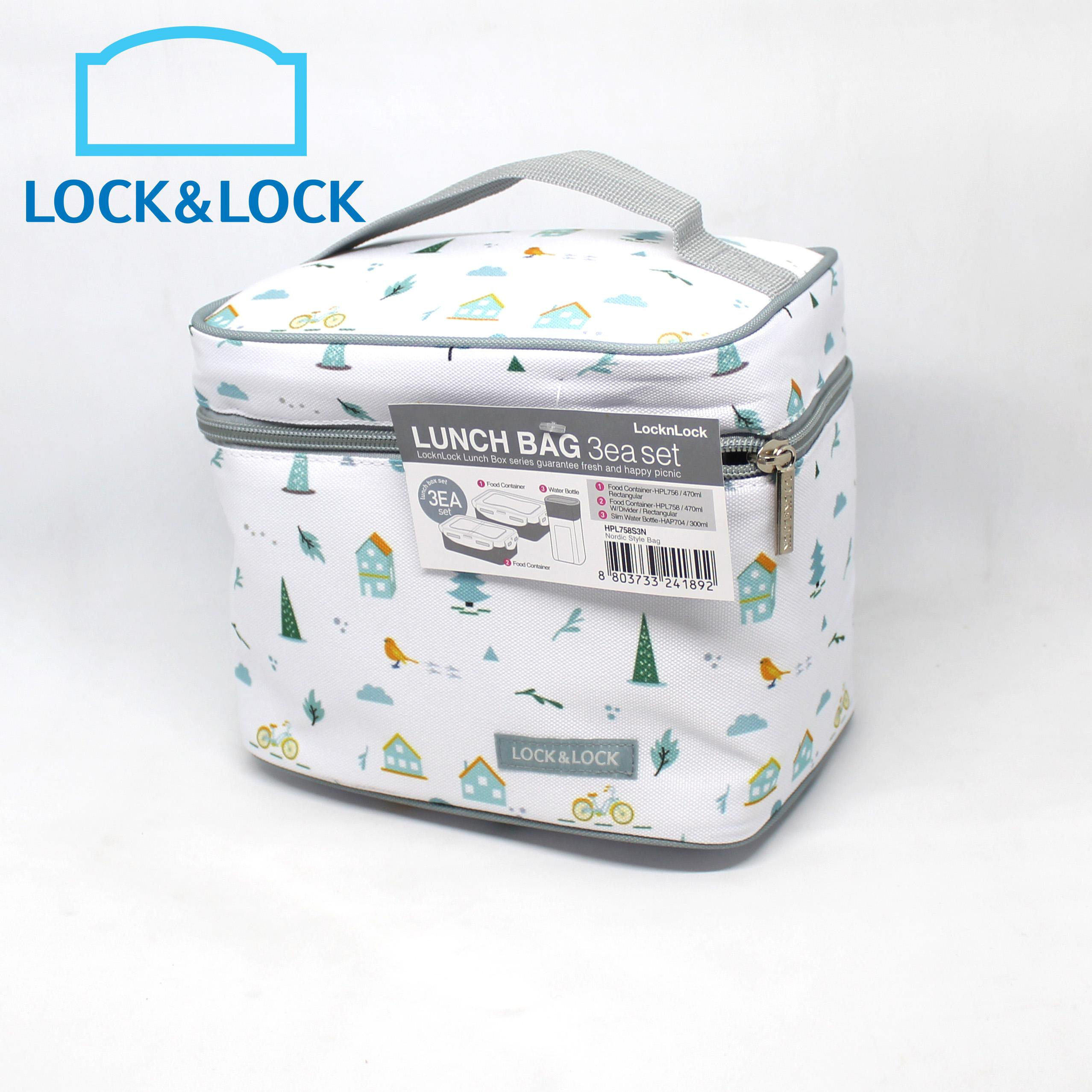 Lock and Lock Back to School Bag HPL758S3N