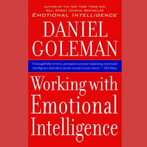 [audiobook] Working With Emotional Intelligence By Daniel Goleman By Audiobooks.