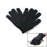 Cut Resistant Safety Gloves for Kitchen /& Yard Work E Kezzled Hand Protection