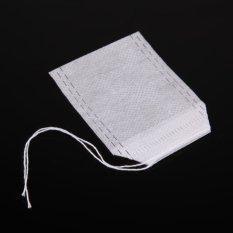 100pcs Empty Tea Bags 5 X 7cm