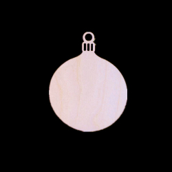 10pcs Wooden MDF Round Gourd Shape Tags Decoration