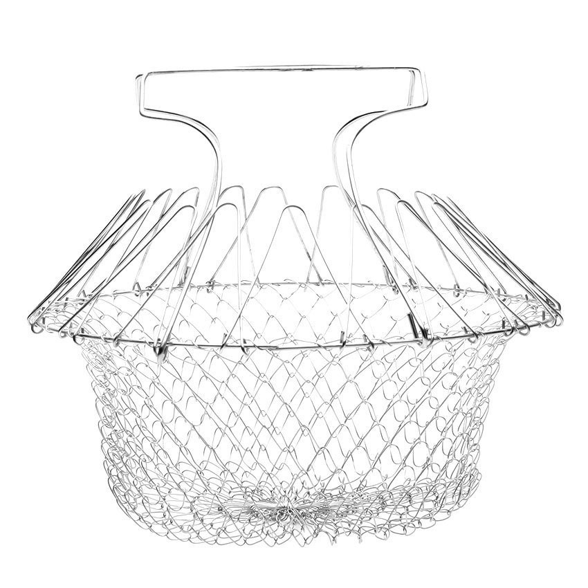 Keimav 12-in-1 Magic Kitchen Chef Basket Colander