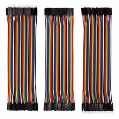Extension cord for sale electrical cables prices brands review 120pcs multicolored dupont wire kit 40pin male to female 40pin male to male 40pin greentooth Images