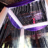 12M Solar 100 LED String Fairy Light Party Outdoor Garden Christmas White - thumbnail 1