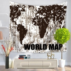 Bedding accessories for sale bedding parts prices brands review 130150cm polyester home wall hanging decor art foreign world map exotic printing tapestry beach gumiabroncs Images