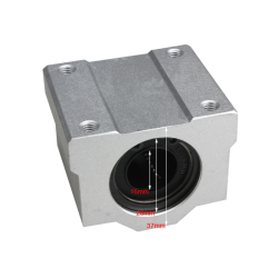 16 mm SC16UU Linear Ball Bearing Slider Slide Bushing For Replacement CNC
