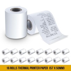 Paper products for sale paper items prices brands review in 4 rolls 16 set high quality 57x50 mm thermal paper for receipt printers malvernweather Images