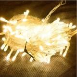 200 LED 20m Blue String Decoration Light for Christmas Party Wedding 220V Warm White - thumbnail 5