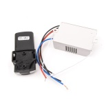 220V 1 Way ON/OFF Wireless Digital Remote Control Switch for Lamp & Light YB004-SZ+ - thumbnail 1
