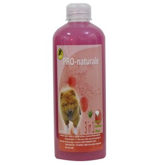 3 in 1 Shampoo, Conditioner and Cologne 500mL (Raspberry)