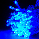 30M 300 LED Christmas Tree Party Wedding Fairy String Light Lamp Blue - thumbnail 3