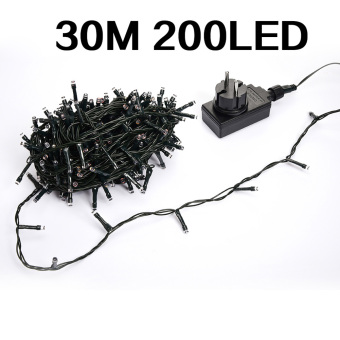30M200 Fairy String Lights Christmas Wedding Tree Lighting Mood Blue2 - Intl