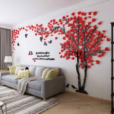 3D Wall Wall Stickers Wallpaper Self   Adhesive Living Room Wall Stickers  Room Sofa Television Wall