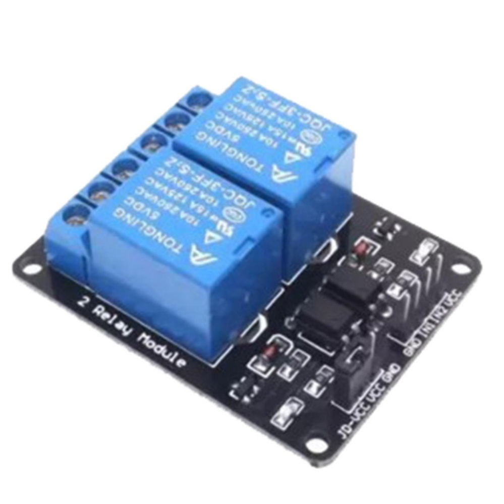 Electric Circuit For Sale Circuitry Prices Brands Review In Relay Seal 5v 2 Channel Module With Optocoupler Expansion Board Low Level Triggered Arduino