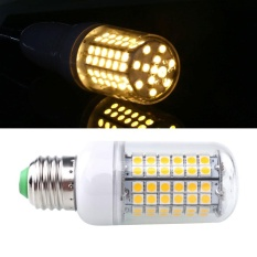 6W 96SMD 5050 600LM LED Cover Corn Light Lamp Bulb AC110V/AC220V Bright - intl