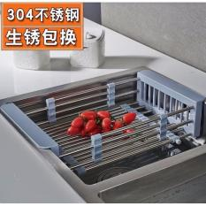 Abby Shi Drying Rack Sink Drainer Kitchen Holder Organizer Tray Stainless Storage Steel By Abbyshi.