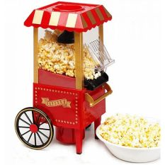 Air-Pop Type Popcorn Maker (red) By Marvelous Prices