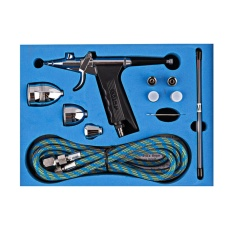 Airbrush Kit for painting 0.2mm/0.3mm/0.5mm Needle Air Brush Spray