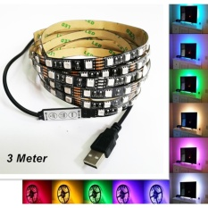 angelila 5v usb led strip lighting mini controller black pcb tv backlight kit