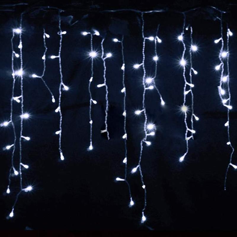 Azone New Year Led Christmas Lights Decoration 220V (White) - thumbnail