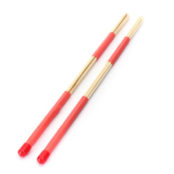 Bamboo Brush Drum Brushes Bundle Jazz Drum Sticks New 40cm 2 Pcs