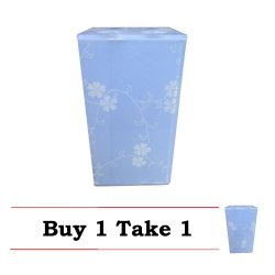 Bath house Buy 1 Toothbrush Holder Blue get 1 Free
