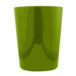 Bath House Wastebin (Yellow Green)