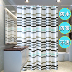 Bathroom Waterproof Mould Proof Bath Cord Moisture Curtain Sub Window Door