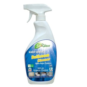 BioGlow Bathroom Cleaner Spray Bottle 500mL