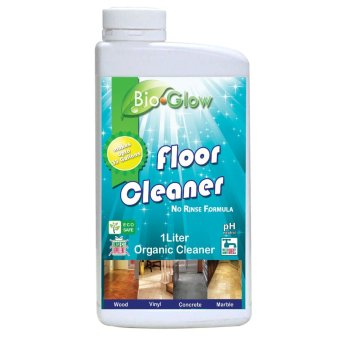 BioGlow Floor Cleaner Bottle 1L