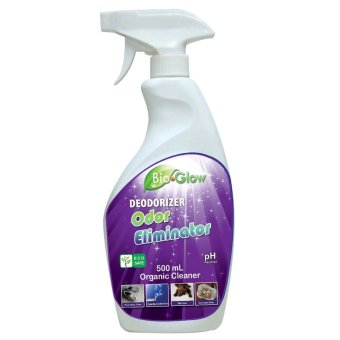 BioGlow Odor Eliminator Spray Bottle 500mL - picture 2