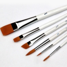 Blackhorse Professional Painting Set 6pcs Acrylic Oil Watercolors Artist Paint Brushes By Blackhorse.