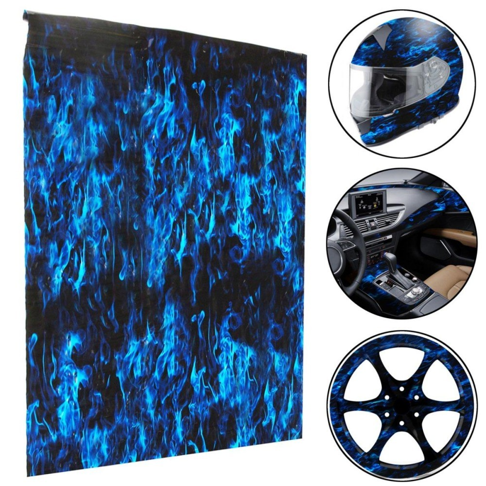 Philippines | Where to sell Blue Fire PVA Hydrographic Film