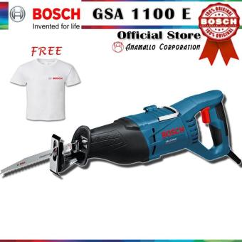 Bosch GSA 1100 E Sabre Saw (Blue/ Black)