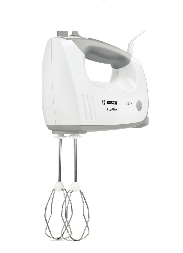 Bosch Hand Mixer MFQ36400 (White/Grey)