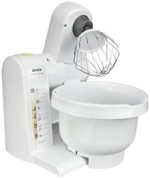 Bosch MUM4600 Kitchen Machine (White)