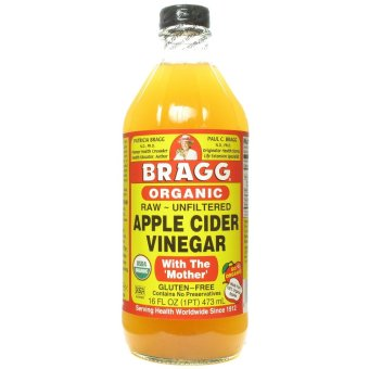 Bragg Organic Apple Cider Vinegar 473ml - picture 2