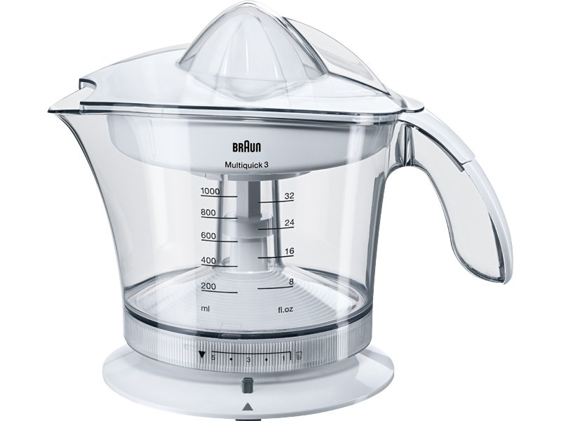 Braun Multiquick 3 Citrus Juicer product preview, discount at cheapest price