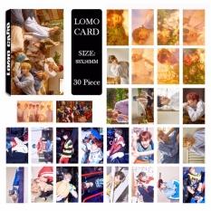 BTS Bangtan Boys ARMY LOVE YOURSELF Album LOMO Cards New Fashion Self Made Paper Photo Card