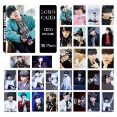 BTS Bangtan Boys YOU NEVER WALK ALONE SUGA Album LOMO Cards New Fashion Self Made Paper