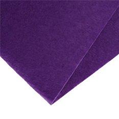 BU 50x40cm Squares Non Woven Felt Fabric Sheets For DIY Craft Supplies Scrapbooks - intl
