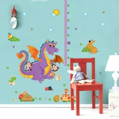Childrenu0027s Cartoon Stickers Affixed Height Of Children Room Bedroom  Entrance Decorative Wall Stickers Of Height