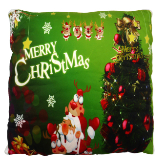 Christmas 3 in 1 Pillow Blanket Comforter (multicolor)