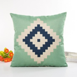 Christmas And Halloween Sofa Bed Home Decor Pillow Case Cushion Cover - intl
