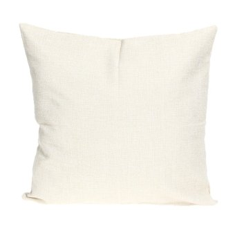 Christmas Cushion Cover Xmas Ambience Square Pillow Case Sofa Home 10 - Intl