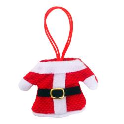 Christmas Santa Claus Holders Pockets    - Intl