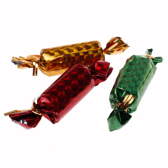 Christmas Tree Pendant Candy Pendant 12 in 1 Pack - Intl