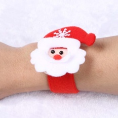 Cocotina Christmas Ornaments Snowman Old Antlers Wrist Ornament Toy Pat Circle Christmas Decorations - intl